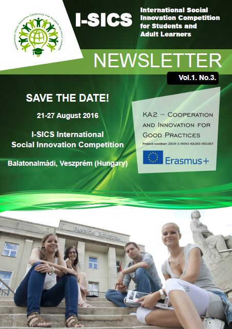 I-SICS Newsletter 3.